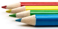 image:  coloured pencils