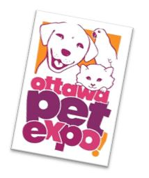 logo: Ottawa Pet Expo