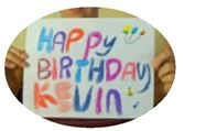 example of birthday card - image