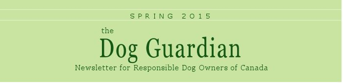 RDOC Newsletter Spring 2015 header graphic